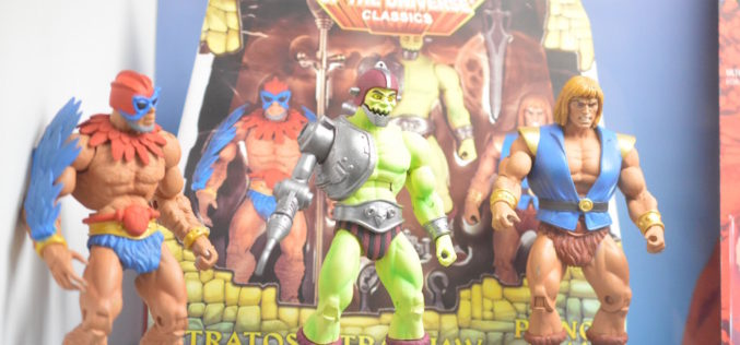 NYTF 2017 – Super 7 Booth Coverage – Masters Of The Universe Classics & More (Update)