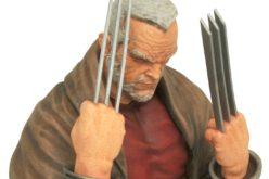 Diamond Select Toys Old Man Logan PVC Diorama Statue