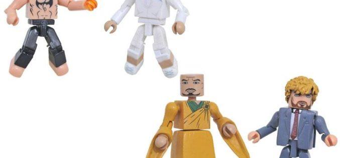 Diamond Select Toys Iron Fist Minimates Box Set Series 1