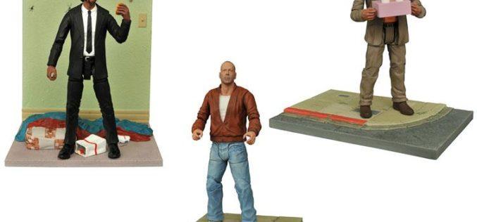 Diamond Select Toys Pulp Fiction Select Series 1 Figures