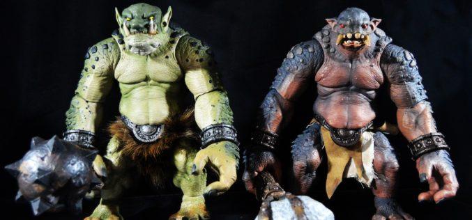 Four Horsemen Studios: Mythic Legions Deluxe Trolls Review