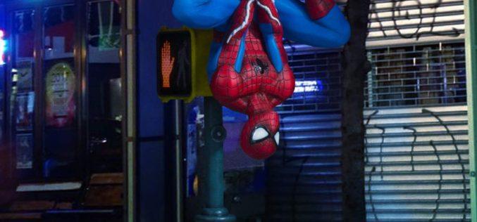 Gentle Giant Spider-Man Collector's Gallery Statue