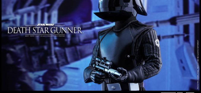 Hot Toys Star Wars: A New Hope Death Star Gunner Sixth Scale Figure