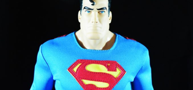 First-Look: JAKKS Pacific Big Figs Tribute Series DC Originals 19″ Superman Review
