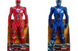 JAKKS Pacific Power Rangers 2017 Movie 20″ Red & Blue Big Figs