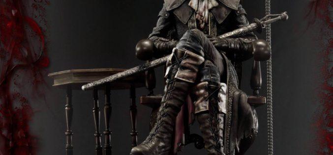 Prime 1 Studio Bloodborne – Lady Maria Of The Astral Clocktower Statue