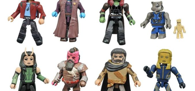 Diamond Select Toys In Stores Now – Marvel, Gotham Minimates & DC Animated Statues