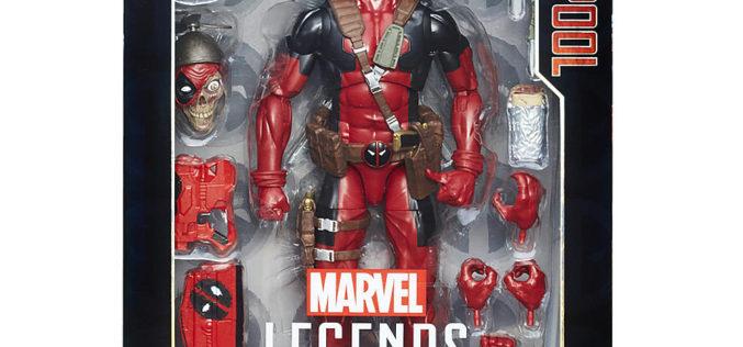 Hasbro Marvel Legends 12″ Deadpool Figure Pre-Orders