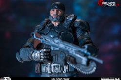 McFarlane Toys Gears Of War 4 Color Tops 7″ Marcus Fenix Official Details & Images