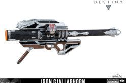McFarlane Toys Destiny Iron Gjallarhorn Role Play Replica