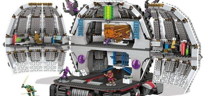 Mega Bloks Teenage Mutant Ninja Turtles Technodrome Now $149.97 On Amazon