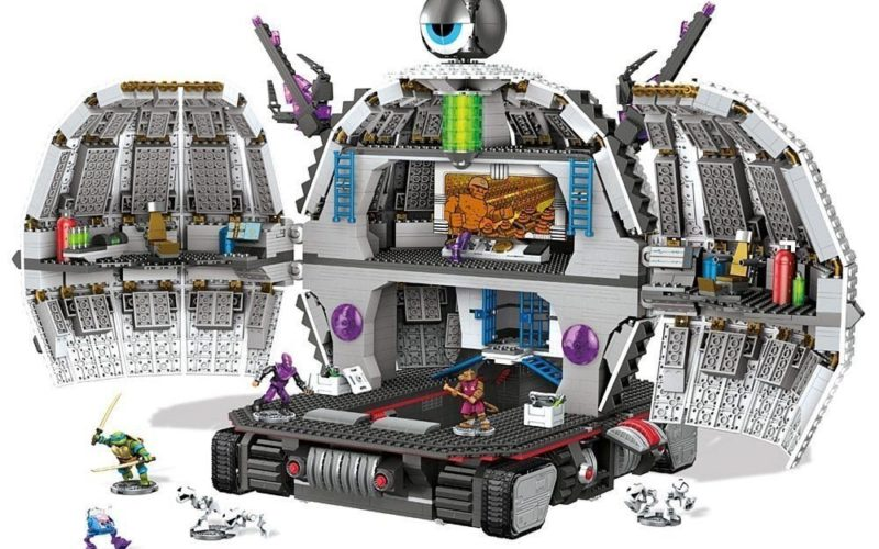 Mega Bloks Teenage Mutant Ninja Turtles Technodrome Now $149.97 On Amazon