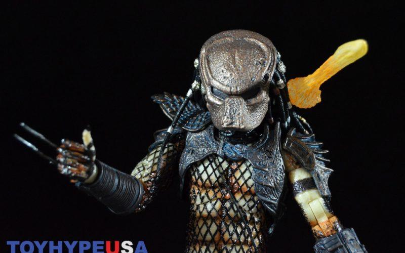 NECA Toys Predator 2 – City Hunter Predator 7″ Figure Review