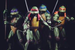 NECA Toys Teenage Mutant Ninja Turtles 1/4″ Scale Figures – Movie Anniversary Photo