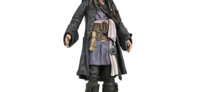 Diamond Select Toys Pirates Of The Caribbean: Dead Men Tell No Tales Select Figures