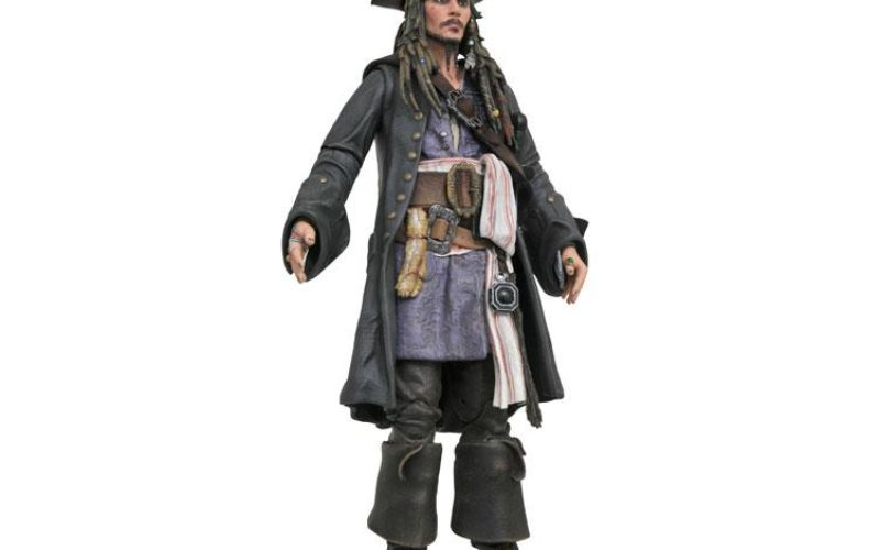 Pirate Of The Caribbean Toys 26