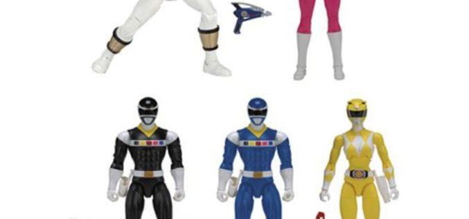 Bandai Power Rangers Legacy 6″ Wave 3 Figures