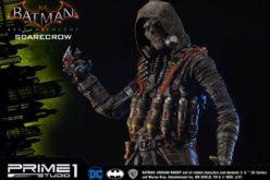 Prime 1 Studio Batman: Arkham Knight – Scarecrow Statue Official Details & Images