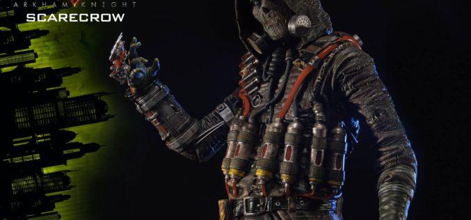 Prime 1 Studio Batman: Arkham Knight – Scarecrow Statue Pre-Orders