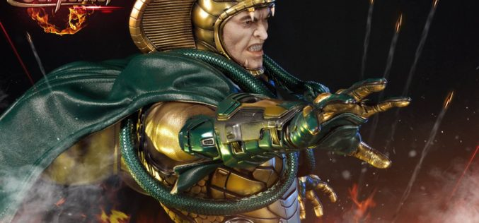 Prime 1 Studio G.I. Joe Serpentor Statue Pre-Orders