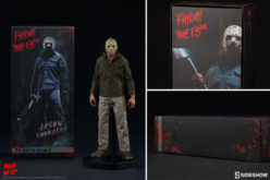 Sideshow Friday The 13th Part 3 Jason Voorhees Sixth Scale Figure – New Images