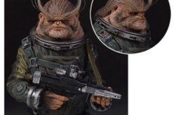 Gentle Giant Star Wars Rogue One Bistan Mini Bust Pre-Order
