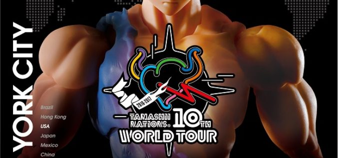 Tamashi Nations 10th Anniversary World Tour Stops In NYC In April