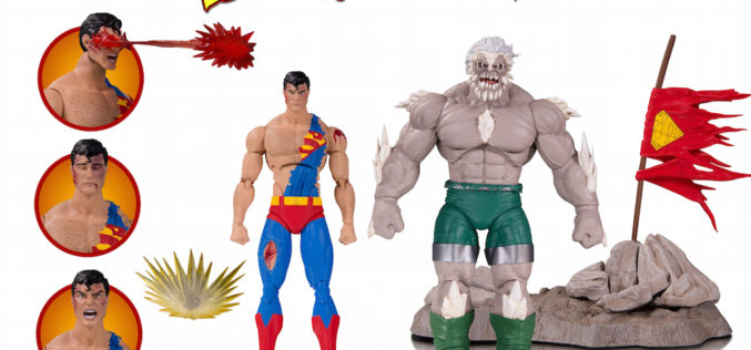 DC Collectibles Solicitations For Fall 2017 – Justice League, DC Icons, DC TV & More