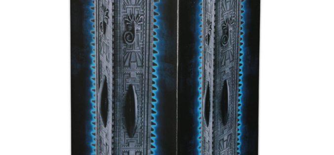 Alien Vs. Predator – Temple Pillar Diorama Element & Ultimate Jungle Hunter Predator