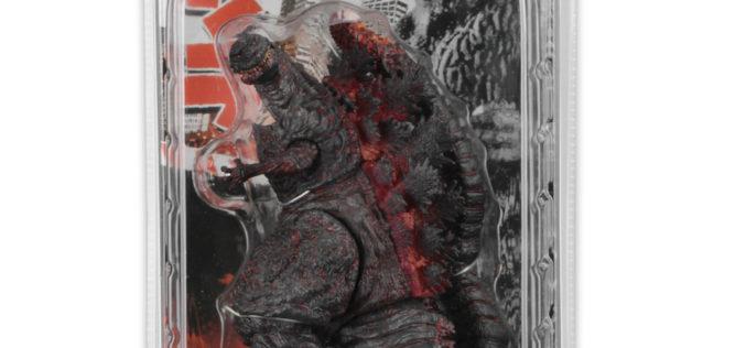 NECA Toys Godzilla: Resurgence Shin Godzilla 12″ Head-To-Tail Figure On Amazon & eBay