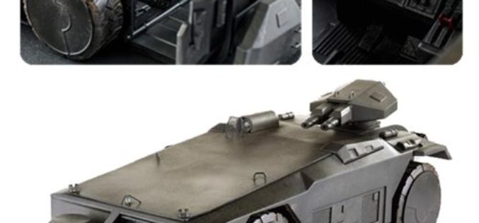 Aliens: Colonial Marines Armored Personnel Carrier 1:18 Scale Vehicle – Previews Exclusive