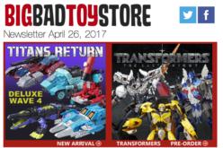 BigBadToyStore: Transformers, Breath Of The Wild, GotG, Mega Man, TWD, Sailor Moon & More