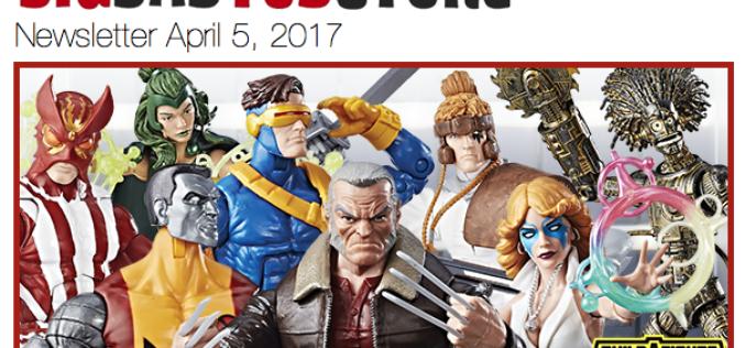BigBadToyStore: X-Men, Spider-Man, Titans Return, MMPR, Batman, Star Wars, Muhammad Ali & More