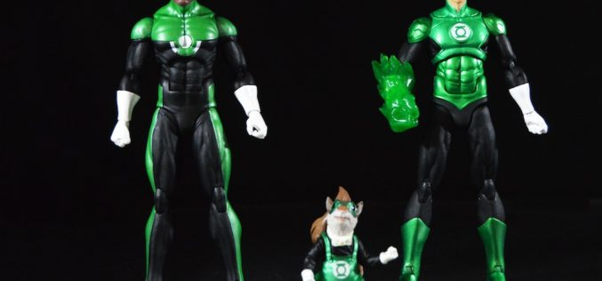 DC Icons Justice League 7 Pack 6″ Rebirth Green Lantern Figure Review
