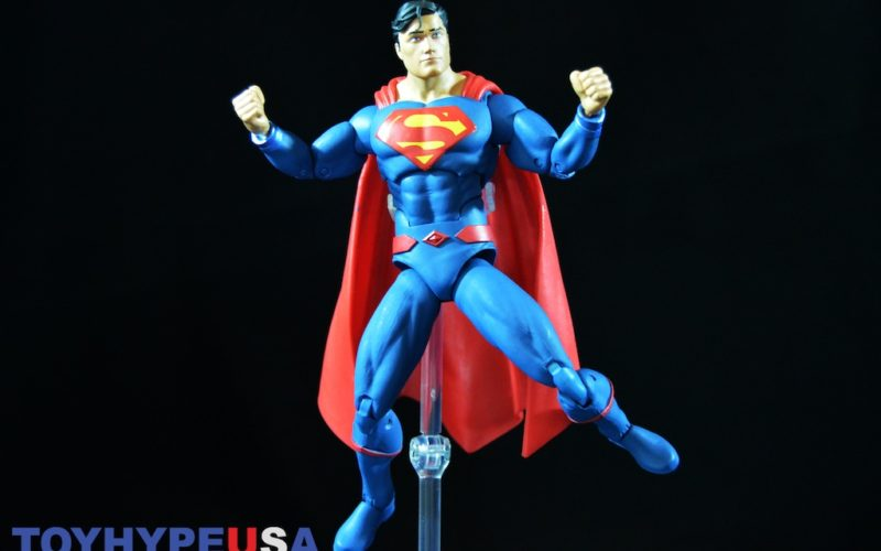 DC Icons Justice League 7 Pack 6″ Rebirth Superman Figure Review