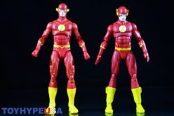 DC Icons Justice League 7 Pack 6″ Rebirth The Flash Figure Review
