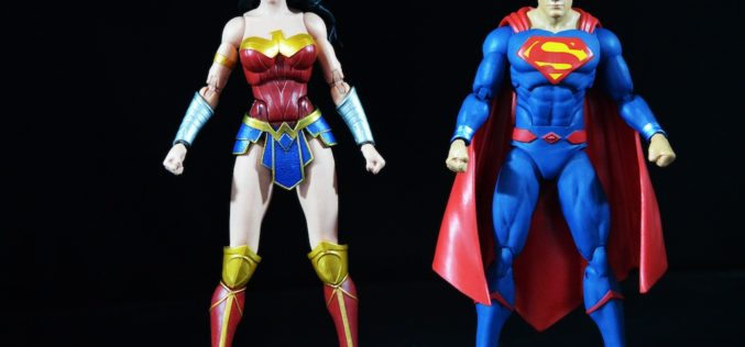 DC Icons Justice League 7 Pack 6″ Rebirth Wonder Woman Figure Review