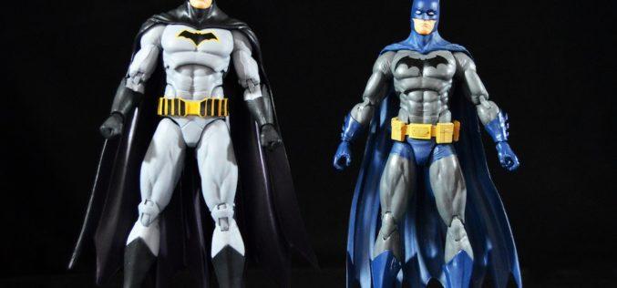 DC Icons Justice League 7 Pack 6″ Rebirth Batman Figure Review