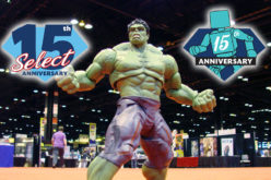 Diamond Select Toys Celebrates Two Anniversaries At Chicago's C2E2