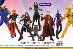 Hasbro Marvel Legends Guardians Of The Galaxy Vol. 2 Wave 2 Pre-Orders