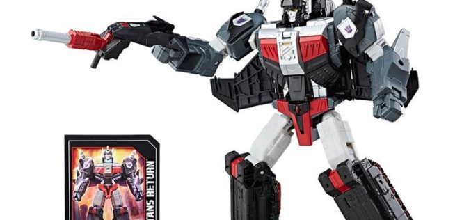 Hasbro Transformers Generations Titans Return Leader Class Sky Shadow