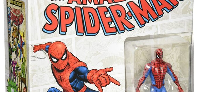 Hasbro: The Amazing Spider-Man 3.75″ 7 Figure Set In-Stock On Amazon