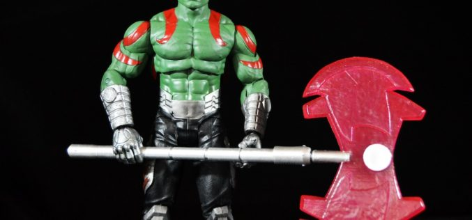 Marvel Shop Exclusive Marvel Select Guardians Of The Galaxy Drax Figure Review