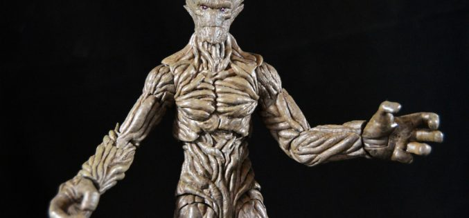 Marvel Shop Exclusive Marvel Select Guardians Of The Galaxy Groot Figure Review