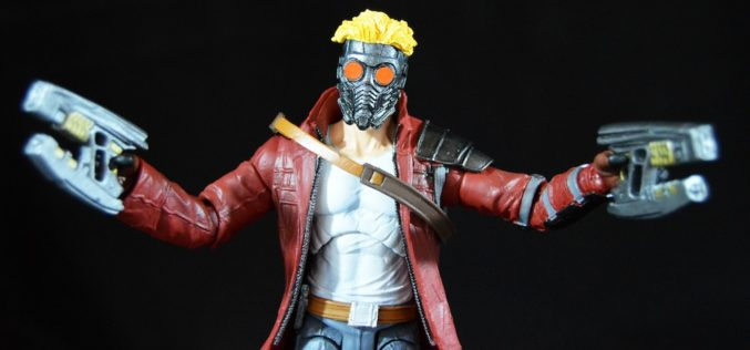 Marvel Shop Exclusive Marvel Select Guardians Of The Galaxy Star-Lord Figure Review