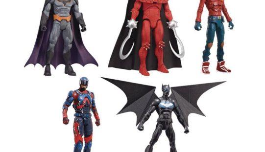 Mattel: DC Multiverse Collect & Connect Bat Mech Suit Wave Pre-Orders