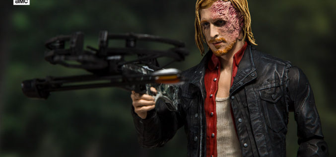 McFarlane Toys The Walking Dead 7″ Color Tops Dwight Figure Pre-Orders On Amazon