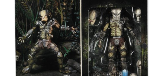 NECA Toys Ultimate Jungle Hunter Predator 7″ Figure Final Packaging Images