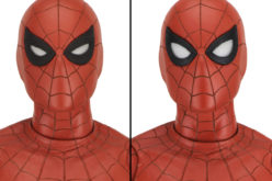NECA Toys Spider-Man Homecoming: 1/4″ Scale Spider-Man Figure
