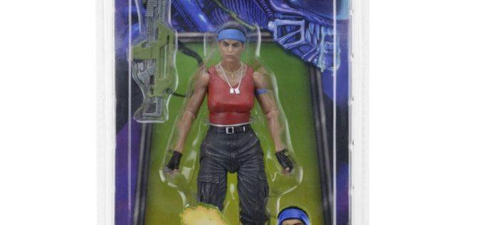 NECA Toys Alien Day Reveal – Club Exclusive Aliens Vasquez Figure